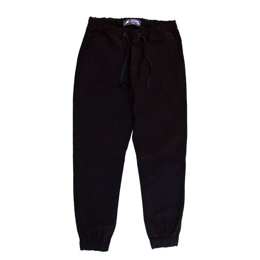calça jogger preto yeah