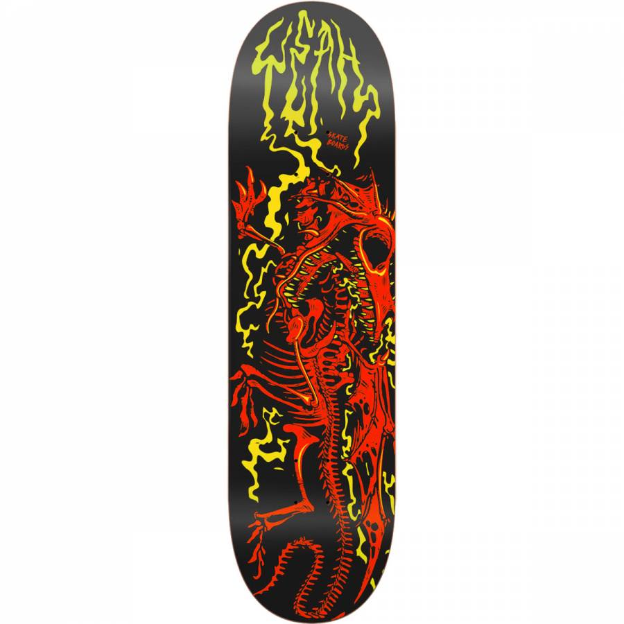 skateboard bone dragon yeah