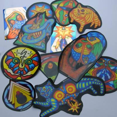 giugliodelia stickers 2