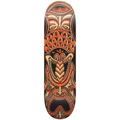 Skateboard Marfim Tiki Yeah skateboards