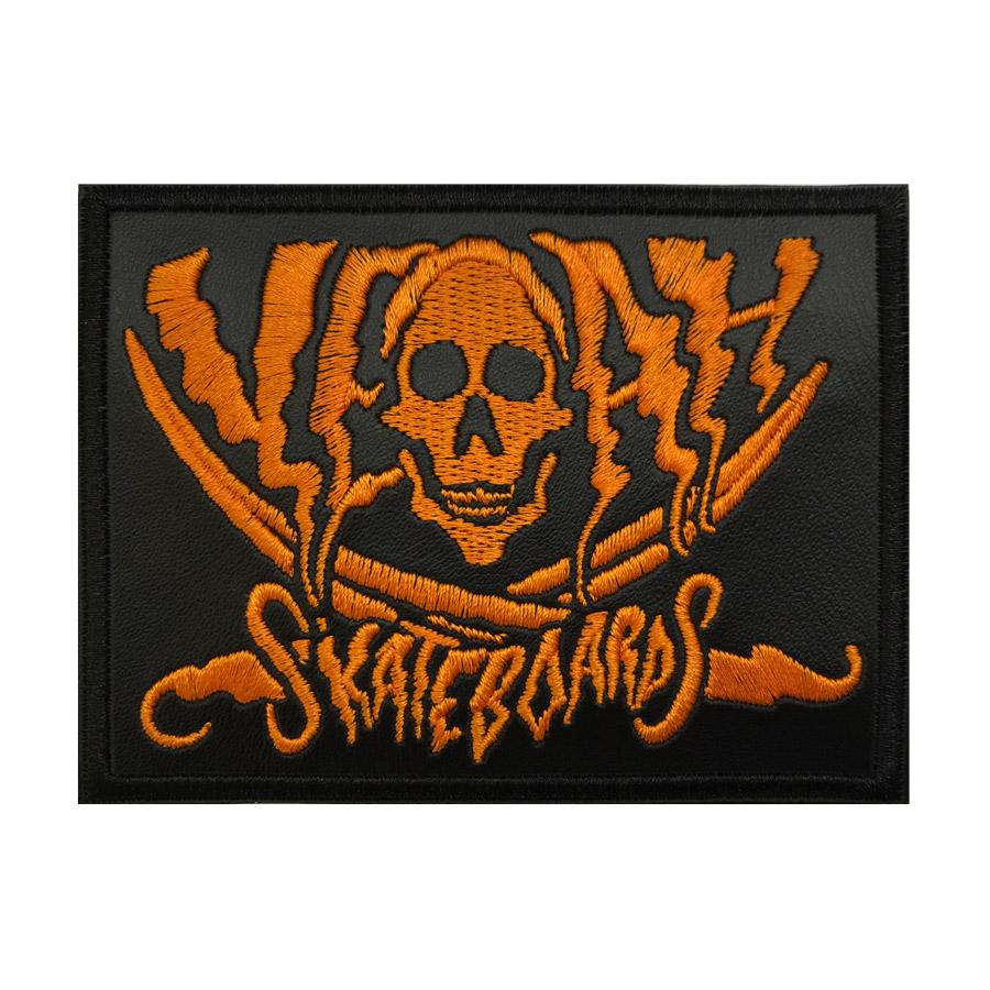 pirata patch laranja