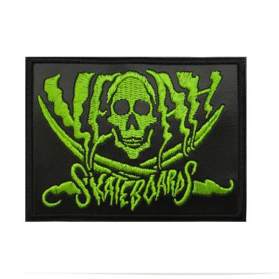 pirata patch verde